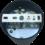 R&M Line Opbouwspot Obi1 Rond GU10 Zwart kantelbaar