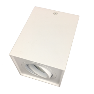 R&M Line LED opbouwspot wit Obi1 vierkant GU10