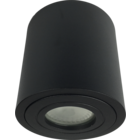 R&M Line Surface mounted spot IP44 LED black