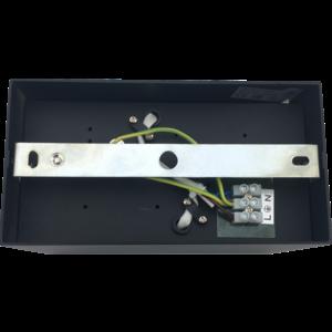 R&M Line Surface-mounted LED downlight double obi2 GU10 black