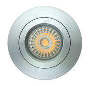 R&M Line Downlight Fix blade round aluminium GU10