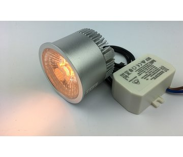 R&M Line LED module 6W IP65 Dim to warm