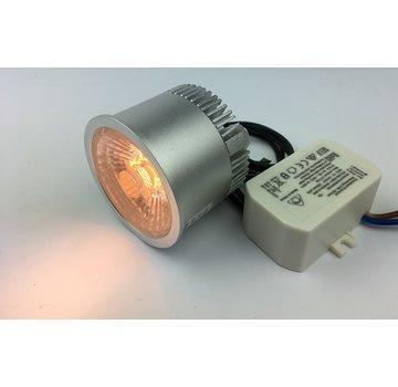 R&M Line LED module 6W IP65 Dim to warm