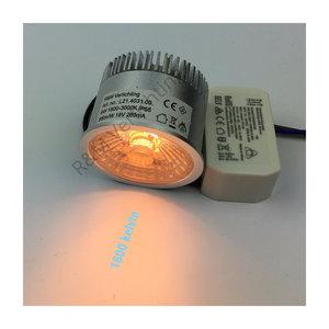 R&M Line LED module 6w 50mm IP65 Dim to warm 1800k ~ 3000k