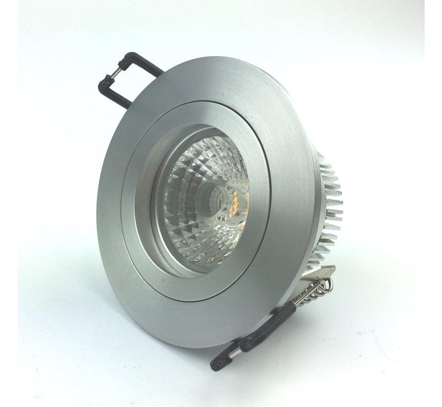 Dim to warm LED inbouwspot 3000-1800 kelvin extra warm