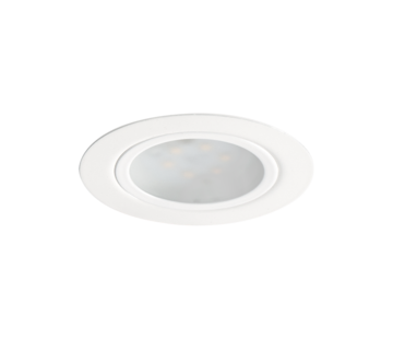 R&M Line Cabinetspot LED  rond wit