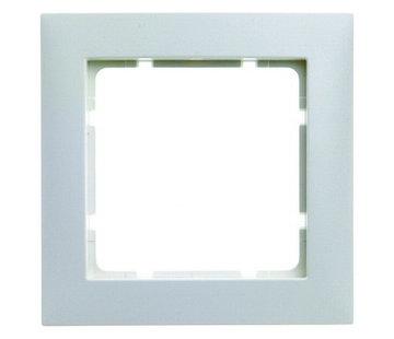 Berker Cover single frame S.1 white for Berker switches