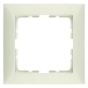 Berker Cover single frame S.1 cream for Berker switches
