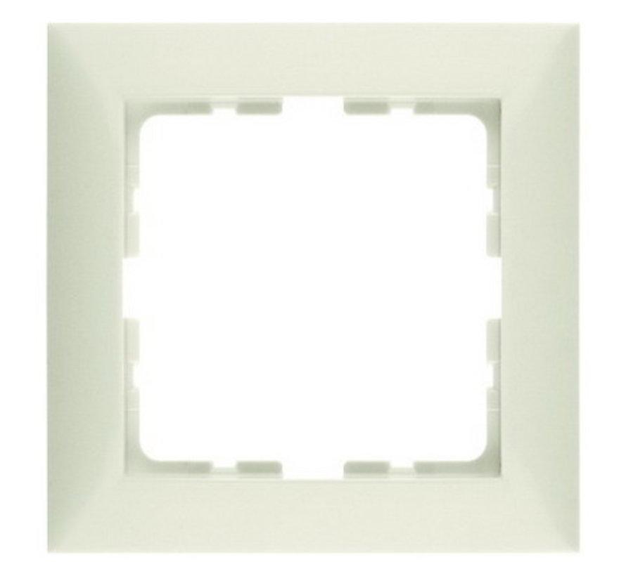 Cover single frame S.1 cream for Berker switches
