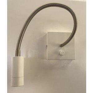 R&M Line Wandlamp LED flex Blitz wit 3 watt dimbaar