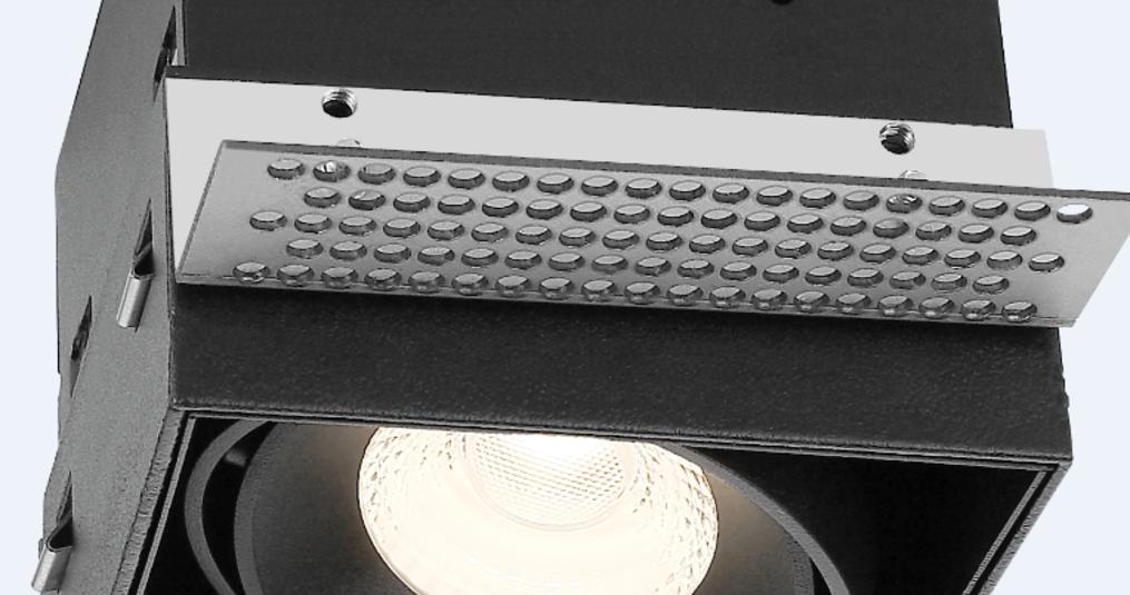Trimles inbouwspots LED