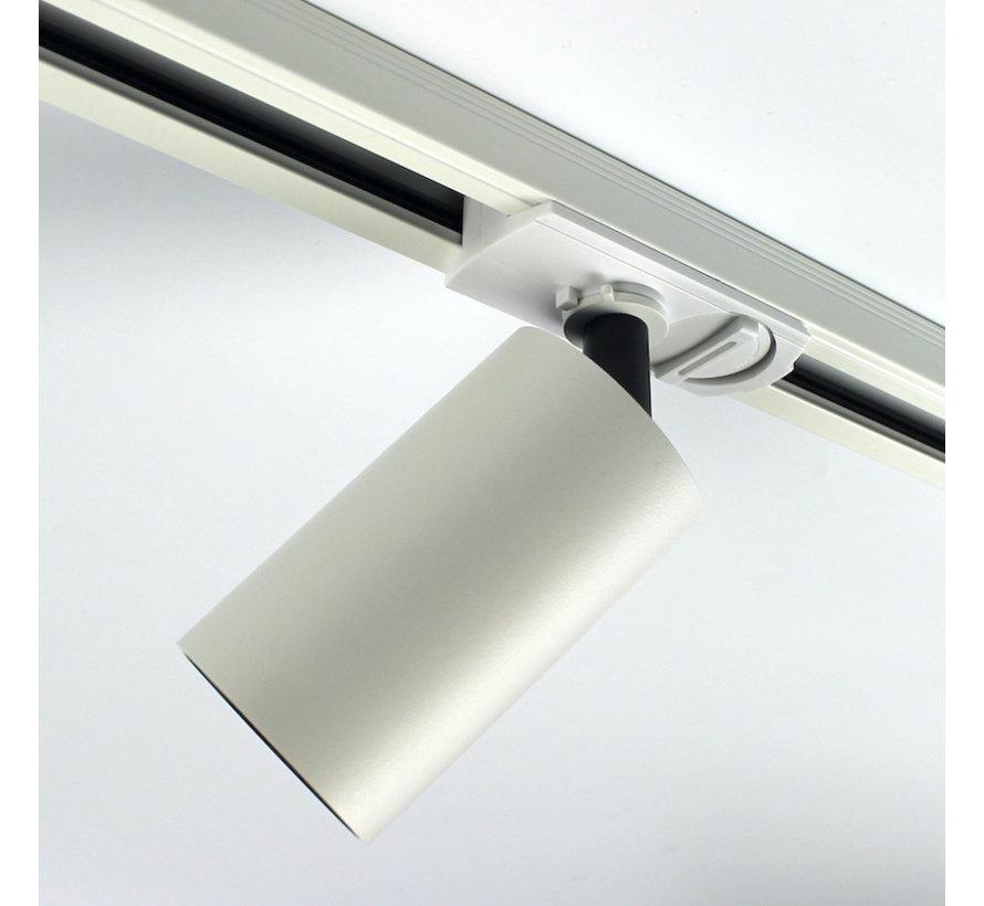 Galex Mini Two LED railspot 230V 8W  dim