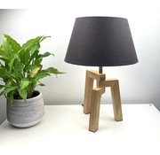 Highlight Table lamp Trios with shade