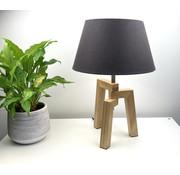 Highlight Tafellamp Trios met kap antraciet