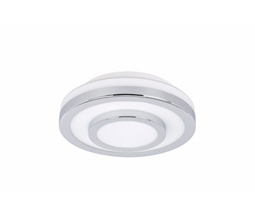 Highlight Ceiling lamp IP44 chrome small