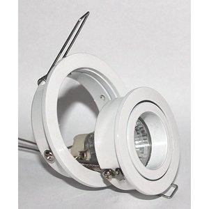 R&M Line Downlight mini Tilt Round wit