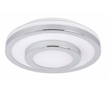 Highlight Ceiling lamp IP44 chrome large