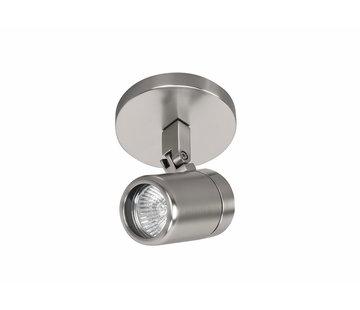Highlight Bathroom spotlight  RAIN 1-light steel