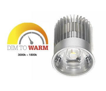 R&M Line LED module 8w 50mm IP65 dimtone dimmable
