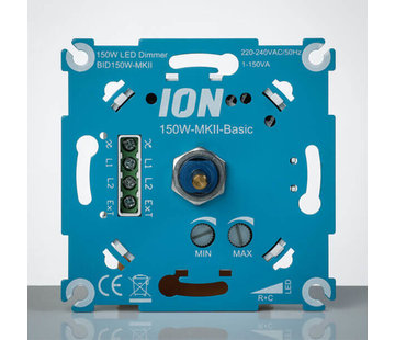 ION industries Universeel LED dimmer BID150W-MKII