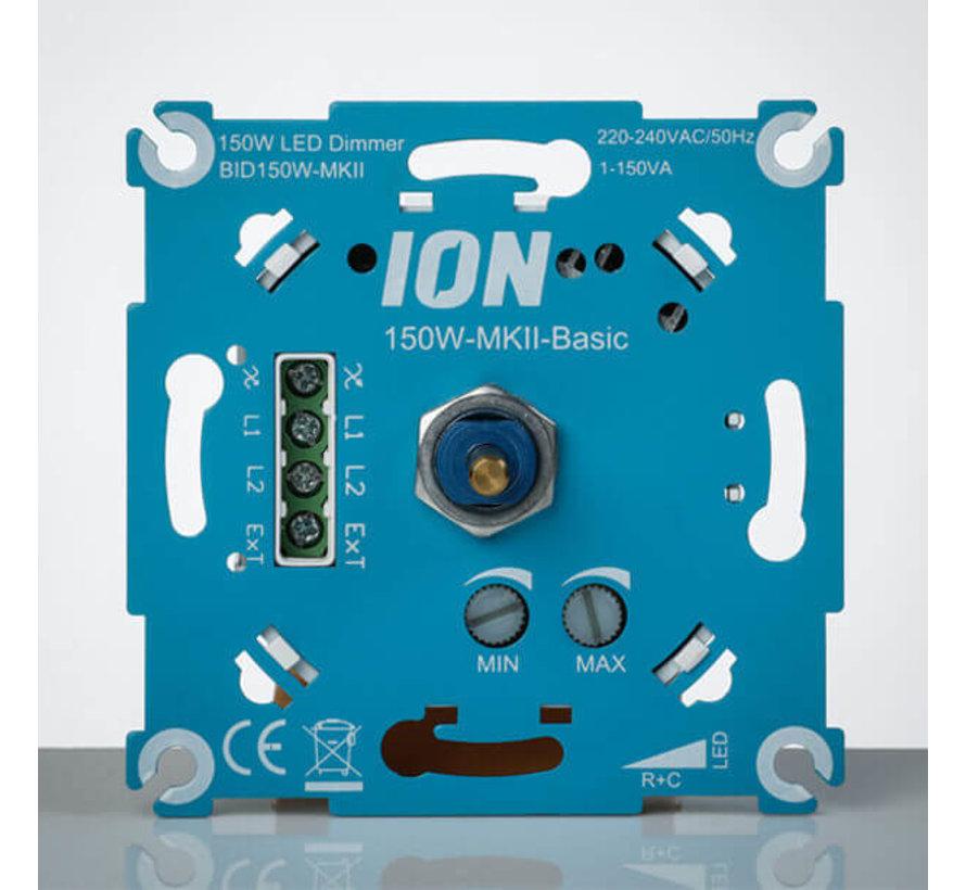 Universal LED dimmer 0-150 Watt