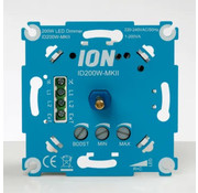 ION industries Inbouw LED Dimmer ID200W-MKII