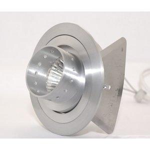 R&M Line Design recessed spotlight Tilt Blade Gun