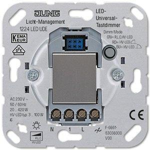 Jung LED dimmer Universal 1224 LED UDE