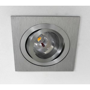 R&M Line LED square downlight 9w IP65 2700k dimmable