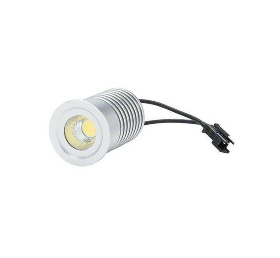 LED module 35mm 5 watt 3000k + LED driver