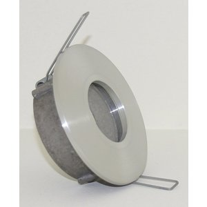 R&M Line Inbouwspot / badkamerlamp Minismooth IP65 alu-mat