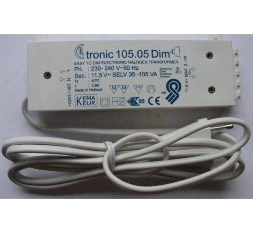 TL Tronic 105.05 35-105VA dimbaar