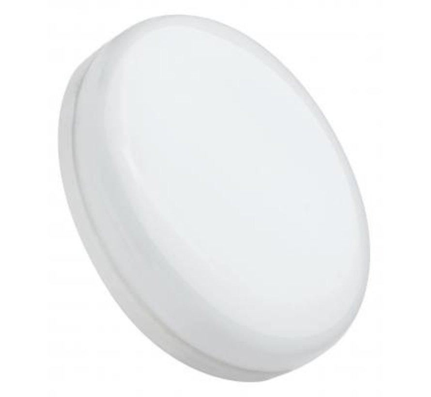 GX53 LED 5W 230v 2800k Warm wit, 300lm dimbaar