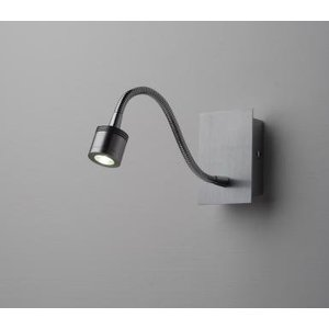 R&M Line LED wandlamp flexibel 1 watt 2900k warm wit