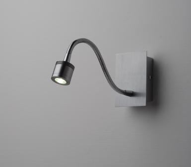 Led Wall Light Flexible 1 Watt 2900k Warm White