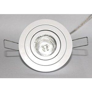 R&M Line Downlight mini Tilt Blade 35 round 12v white