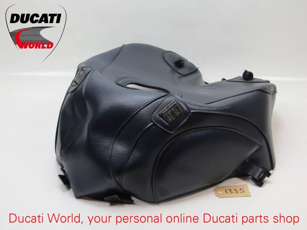 Bagster Tank Cover Dark Blue Monster 600750900 Ducati World