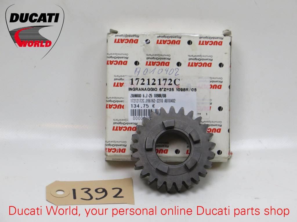Ducati Ducati 6TH Gear Sprocket Z=25 SBK 1098