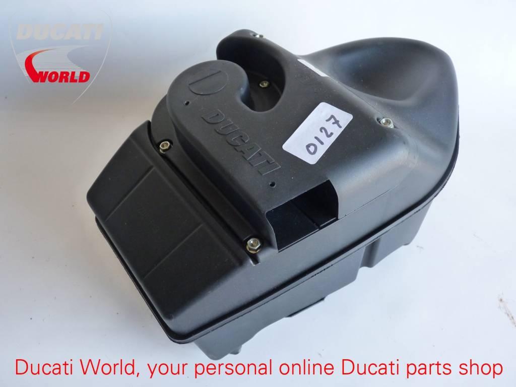 Ducati Ducati Air filter box 848, 1098, Streetfighter