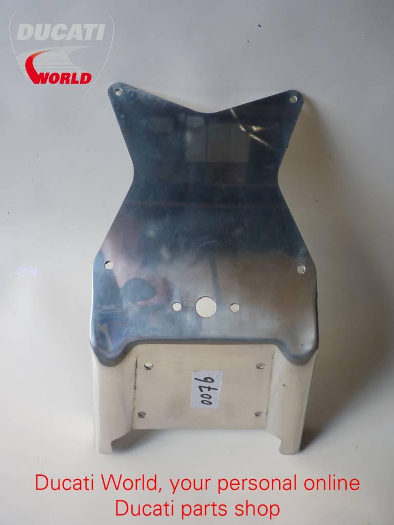 Ducati Ducati Aluminium Numberplate holder Monster