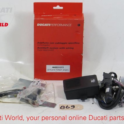 Ducati Ducati Anti-Theft System With Wiring ST2/ST4