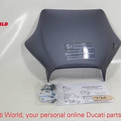 Ducati Ducati Biondi Windshield Smoke Dark Monster 600/750/900