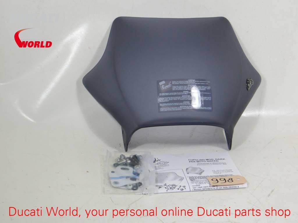 Ducati Ducati Biondi Windshield Smoke Dark Monster 600/750/900