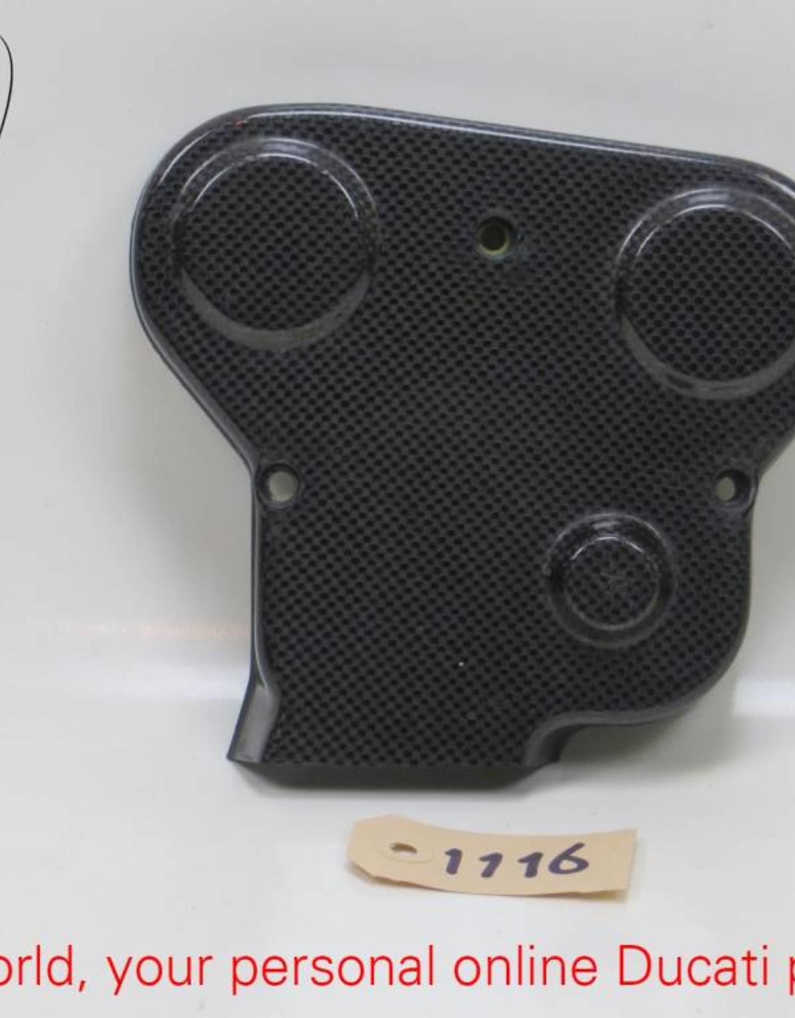 Ducati Ducati Carbon Cover