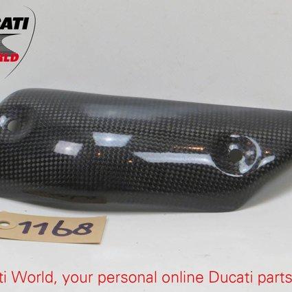 Ducati Ducati Carbon Exhaust Heatshield SBK 848/1098