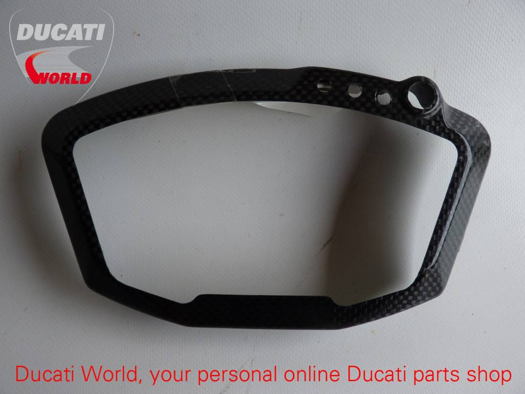 Ducati Ducati Carbon Instrument Panel Surround 848, 1098