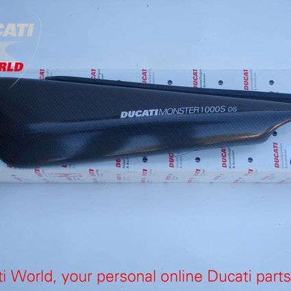 Ducati Ducati Carbon LH Fairing Monster 1000S DS