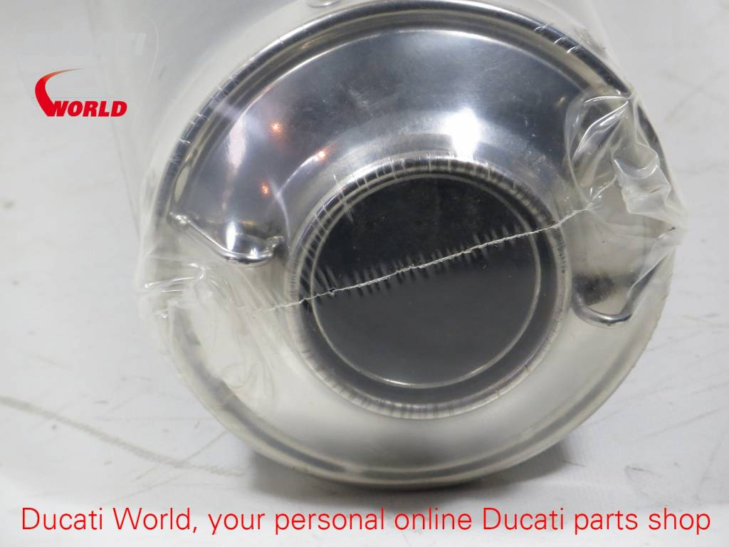 Ducati Ducati Carbon Silencer ST/SuperSport