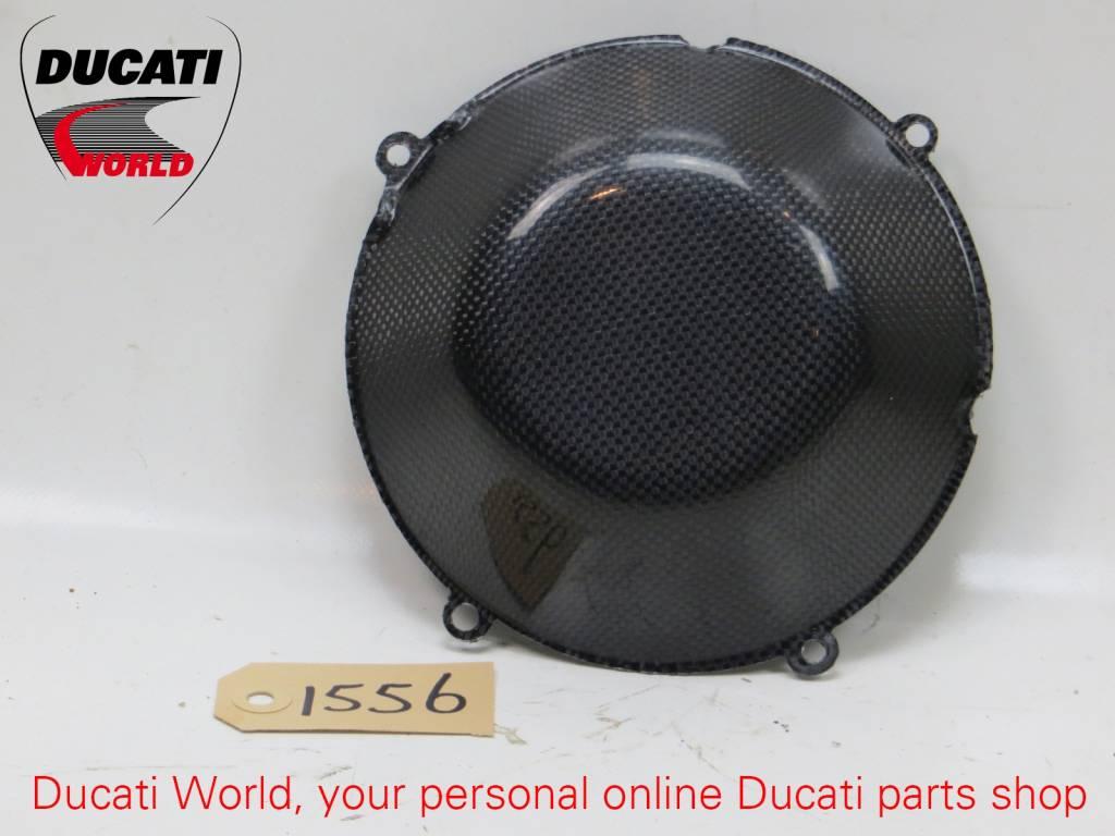 Ducati Ducati Carbon Solid Closed Clutch Cover SBK 916/996/998