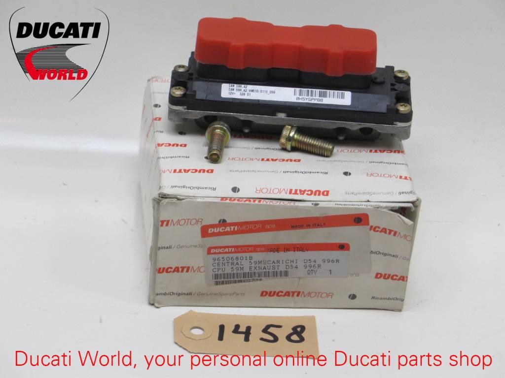 Ducati Ducati CPU ECU 59M Exhaust D54 SBK 996R